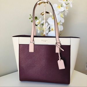 Kate Spade Cameron Laptop Multifunction Tote NWT